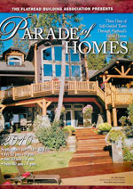 Flathead Valley Builder in Parade of Homes