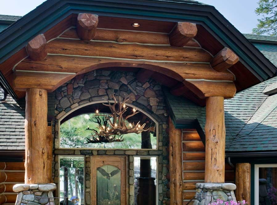 eagles cove entryway