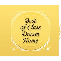 parade of homes best of class dream home builder award