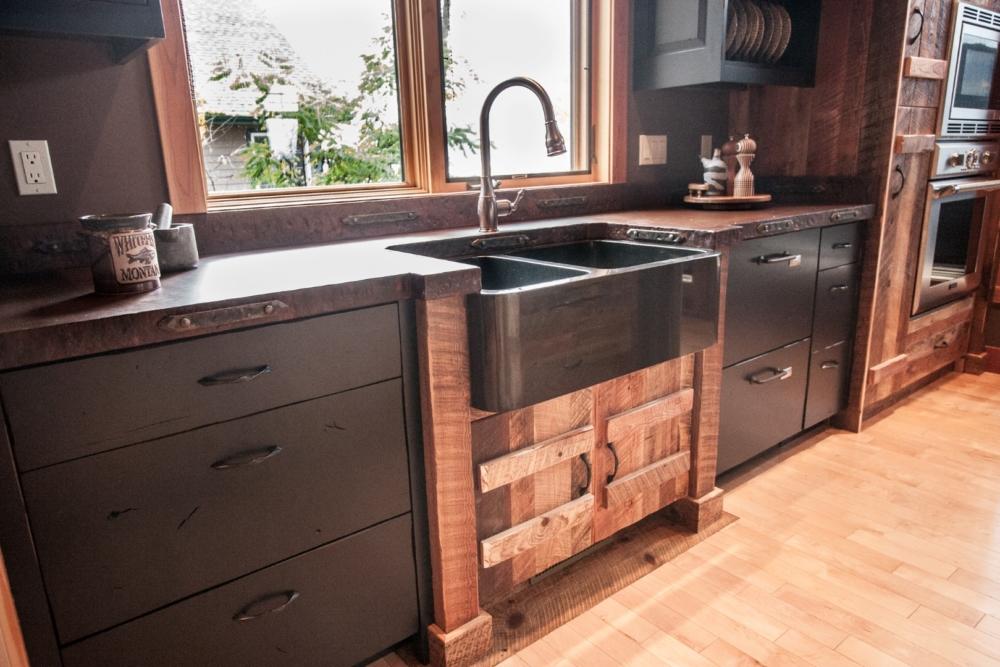 Mountain Modern Kitchen sink