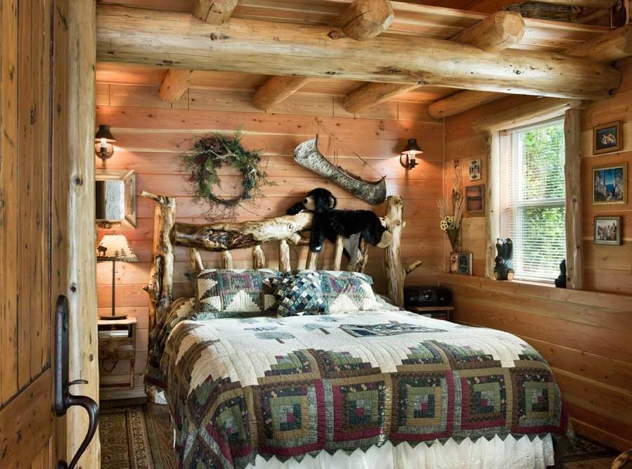 eagles cove bedroom