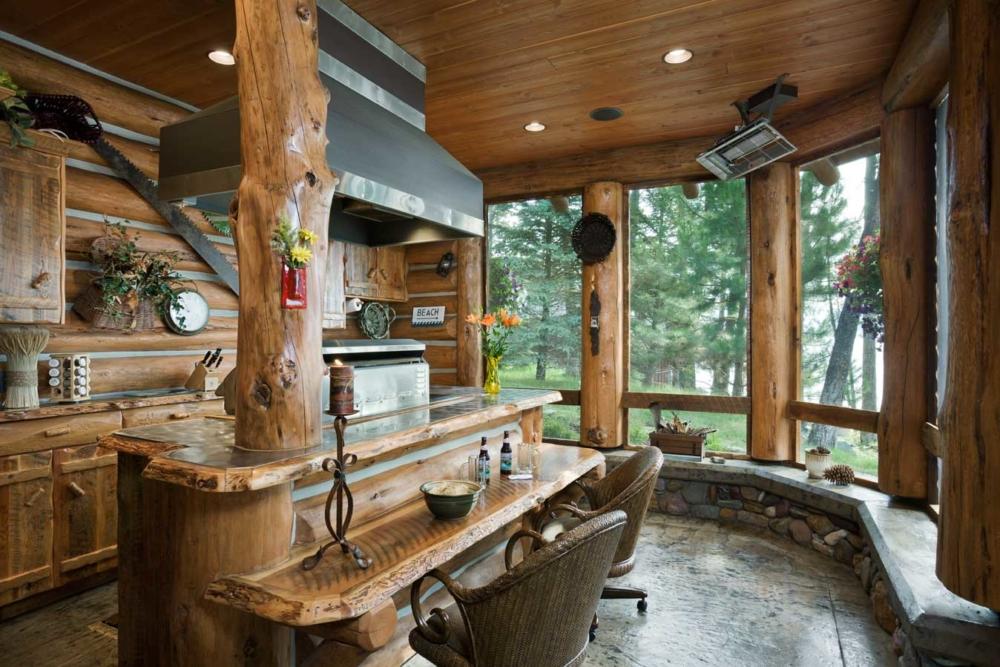 eagles cove kitchenette
