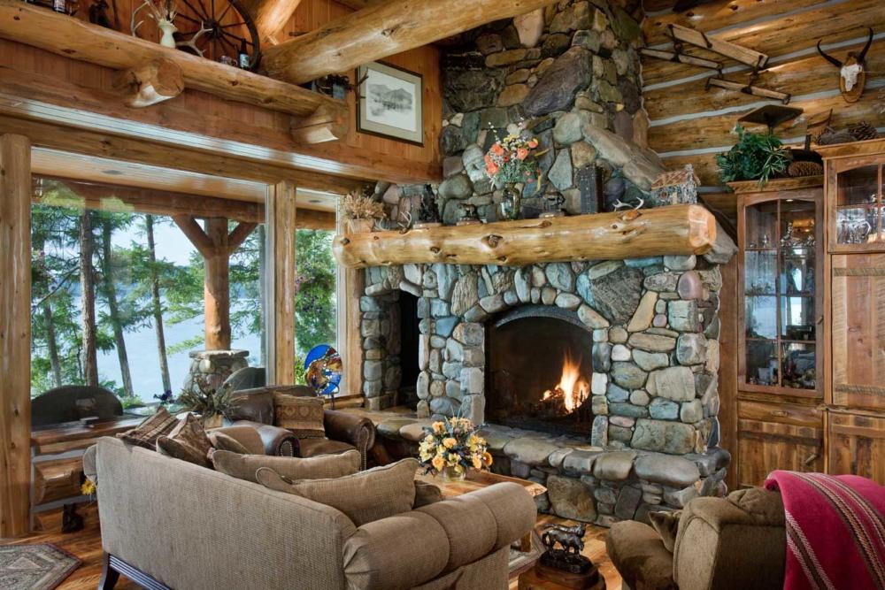 eagles cove living room