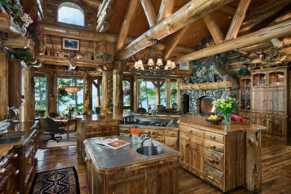 eagles cove main kitchen