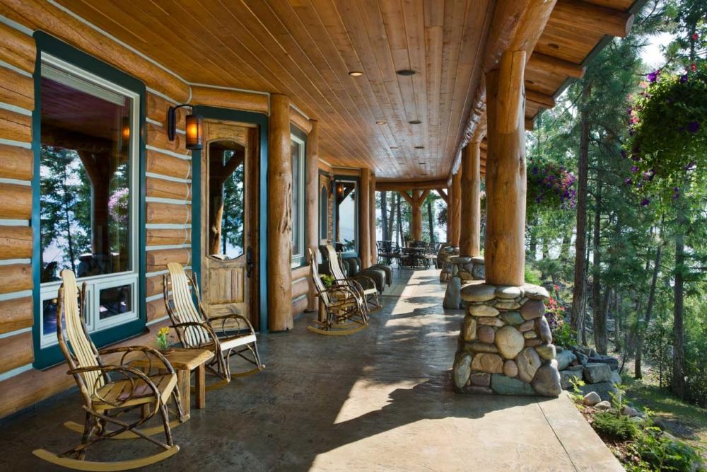 eagles cove porch long