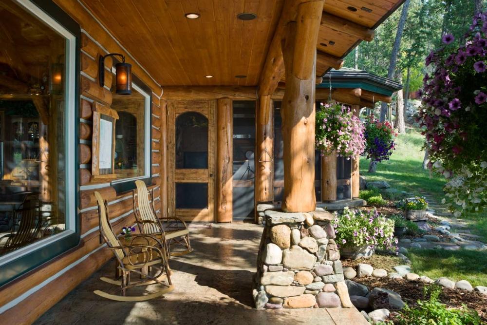 eagles cove porch short