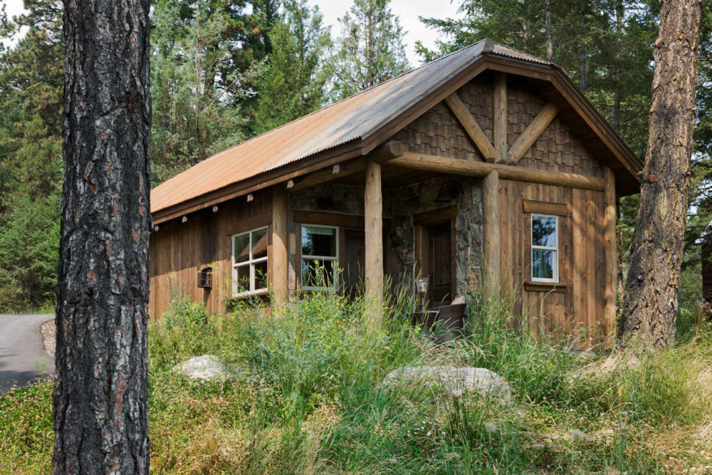 flathead lake retreat guest house