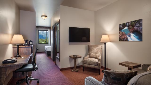 kalispell builder hotel room