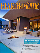 Montana Luxury Home Builder in Hearth and Home Magazine