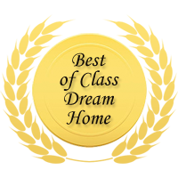 parade of homes best of class dream home builder award